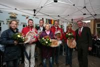 Ehrung von Spitzensportlerinnen und -Sportlern in Warendorf