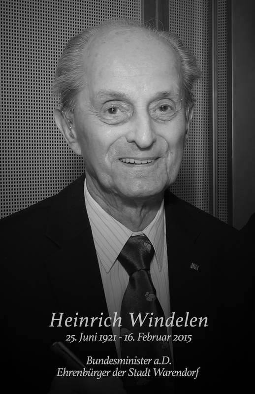 Heinrich Windelen (1921-2015)