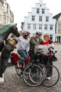 Die Stadt Warendorf ist für Familien ein attraktiver Lebensraum