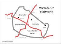Warendorfer Stadtviertel