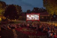 Emsflimmern Open-Air-Kino im Landgestüt