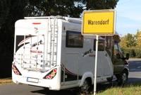 Mit dem Wohnmobil nach Warendorf
