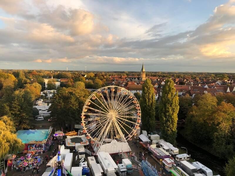 Einen Fettmarkt wie 2019 kann es in diesem Jahr leider nicht geben. Foto: Stadt Warendorf