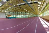 Leichtathletikhalle Sportschule der Bundeswehr