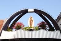 Illumination zum Hochfest Mariä Himmelfahrt