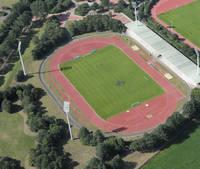 Stadion A der Bundeswehrsportschule