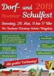 Dorf- und Schulfest in Hoetmar