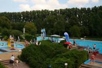 Schwimmen im Warendorfer Freibad