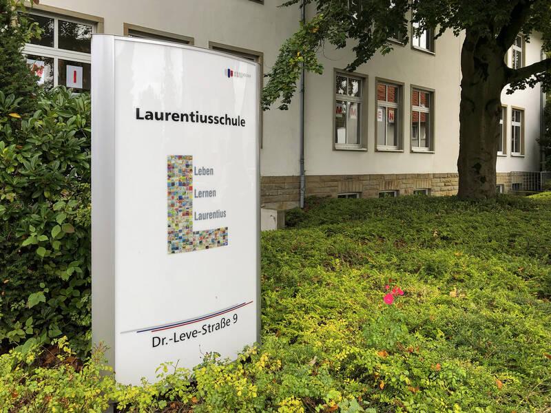 Laurentiusschule wird Corona bedingt komplett geschlossen