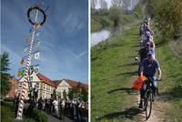 Warendorfer Sattelfest im Golddorf Hoetmar