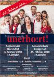 Vokalensemble unerho:rt - Viel Schönes dabei...