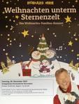 Reinhard Horn - Weihnachts-Familien-Konzert: Weihnachten unterm Sternenzelt