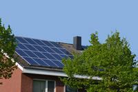Photovoltaikanlage in einer Bauernschaft in Hoetmar