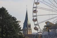 Kirmes zum Heimatfest Mariä Himmelfahrt