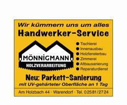 Mönnigmann Holzverarbeitung KG