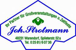 Festwirt Joh. Strotmann