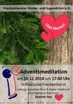 Von Herzen - Adventsmeditation des Freckenhorster Kinder- und Jugendchores