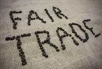 Schriftzug Fairtrade