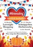Herzlich Herbstliche Aktionswoche