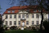 Ein Teil der 100-Schlösser Route: Schloss Freckenhorst