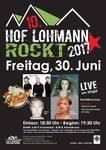 Hof Lohmann rockt - 10 Jahre