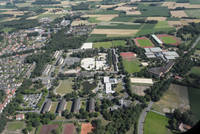 Luftbild Sportschule der Bundeswehr