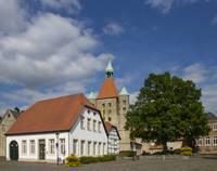 St. Bonifatiuskirche (Stiftskirche) in Freckenhorst