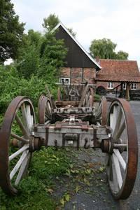Die Stellmacherei in Hoetmar