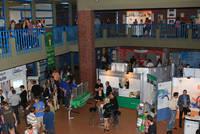 Die Berufsorientierungsmesse (BOM) findet jedes Jahr in Warendorf statt