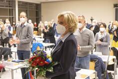 1. Stellvertretende Bürgermeisterin Doris Kaiser