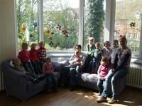 """Spielgruppe """"Kleiner Kindergarten"""" im HOT"""