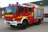 Hilfeleistungslöschgruppenfahrzeug (Hlf) der Feuerwehr Warendorf