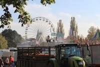 Landwirtschaftsmarkt am Fettmarkt-Mittwoch