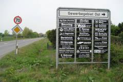 Gewerbegebiet Freckenhorst Ost