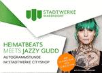 Aktionstag Heimatbeats im CityShop der Stadtwerke Warendorf