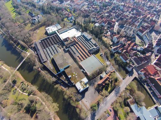 Industriebrache Brinkhaus, © Foto: A. Auer