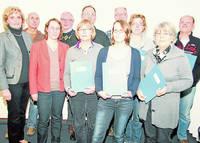 Als Ergebnis 2011 wurden Einsparungen in Höhe von über 58.000 Euro erreicht