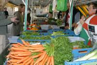 Wochenmarkt in Freckenhorst