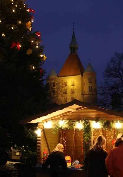 ABGESAGT! Freckenhorster Weihnachtsmarkt