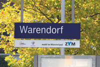 Bahnhof Warendorf