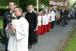 Prozession zu Krüßing