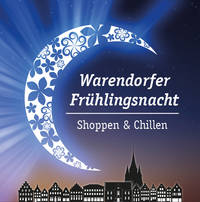 Warendorfer Frühlingsnacht – Shoppen und Chillen