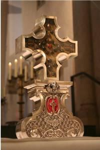 """Das Gabelkreuz oder """"Freckenhorster Kreuz"""""""