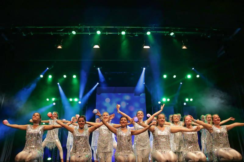 Großes WaKaGe-Ballett