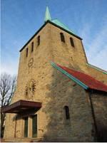 die Pfarrkirche St. Josef