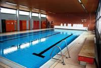 Das Lehrschwimmbecken in Freckenhorst