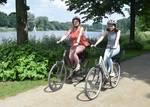 Mit dem E-Bike auf nach Ennigerloh