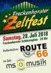 29. Freckenhorster Zeltfest