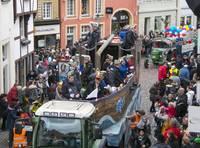Karneval in Warendorf