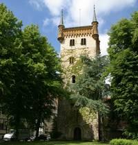 Der Turm der Marienkirche